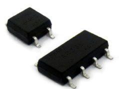 Relés PhotoDMOS en SOP-4 y SOP-8