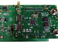 Plataforma de desarrollo para terminales MIL-STD-1553