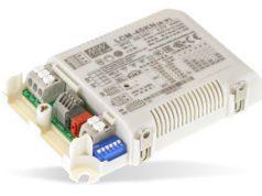 Controlador LED multi corriente certificado KNX