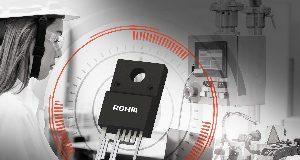 MOSFET SiC de 1700 V para convertidores CA/CC