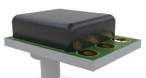 Sensor de presión MEMS para aplicaciones de temperatura extendida