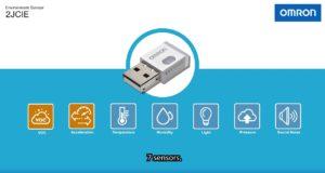 Sensores ambientales multifuncionales de tipo USB y PCB