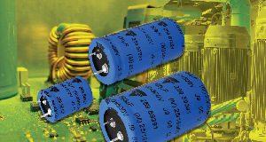 Condensadores snap-in miniatura