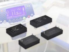 Convertidores certificados para electromedicina