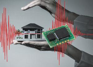 Módulo sensor detector de terremotos