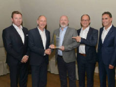 Premio Oro 2018 al distribuidor europeo de alto servicio