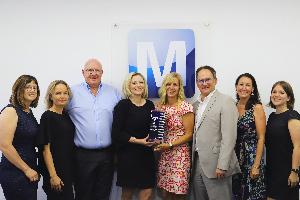 Premio distribuidor EMEA 2018