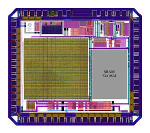 Microcontrolador RISC-V