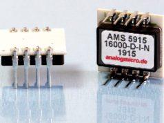 Sensores de presión digitales