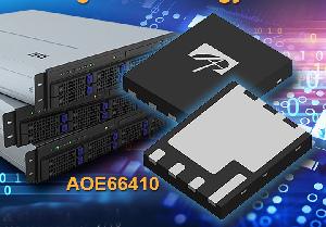 Encapsulado DFN con tecnología AlphaSGT