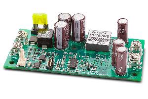 Conversor DC / DC con tres voltajes distintos de salida