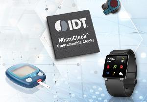 Generadores de reloj programables para weareables