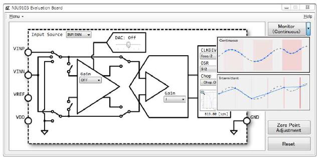 Programando el NJU9103