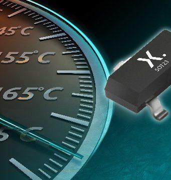 Diodos y transistores en SOT23 a +175 °C