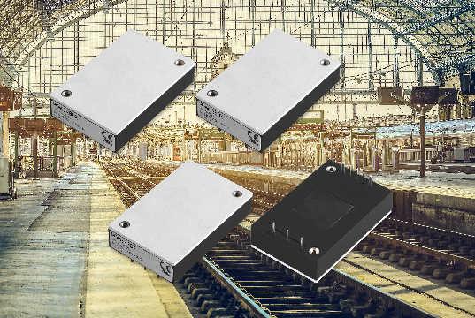 Convertidores robustos en formato quarter-brick