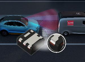 MOSFET ultra compactos para automoción