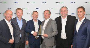 AVNET Abacus obtiene el premio europeo 2018 al mejor distribuidor