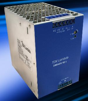 Fuentes DIN para uso global de 48 V y 480 W