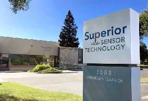 Acuerdo de distribución con Superior Sensor Technology