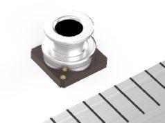 Sensor digital para presión de aire y agua