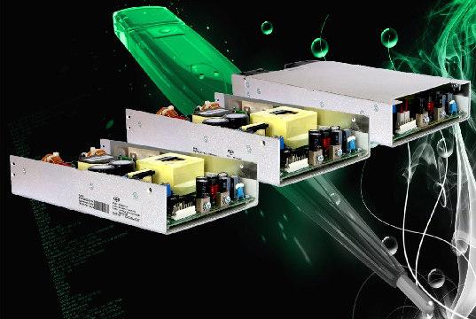 Fuentes de 600 y 1000 W para aplicaciones médicas