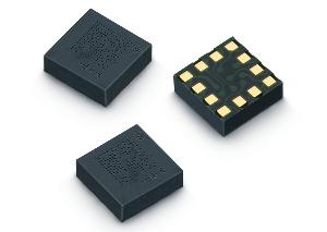 Sensor de aceleración de 3 ejes