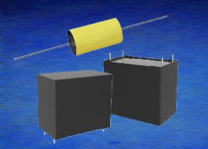 Condensadores de película metalizada de polipropileno