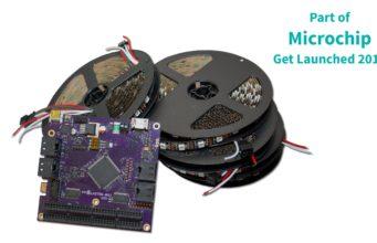 Controlador de displays LED de vídeo