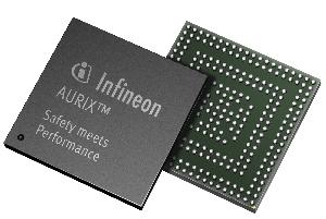 Microcontrolador optimizado para radar de 77 GHz