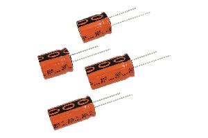 Condensadores a 3 V para almacenamiento de energía