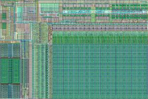 Plataforma BCD-on-SOI de 180 nm con memoria no volátil