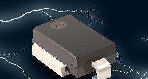 Diodos TVS para proteger electrónica sensible