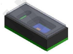 Módulo integrado de biosensores para wearables