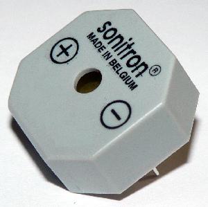 Zumbadores de bajo consumo para diversas aplicaciones