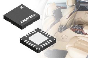 Regulador de corriente continua con baja EMI