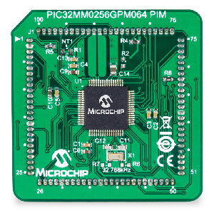 Acuerdo de distribución con Microchip