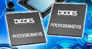 Conmutadores de paquetes PCIe 2.0 para automoción