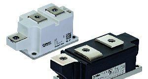 Módulos de tiristores/diodos para motores