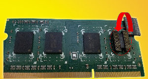 Sockets para memorias BGA