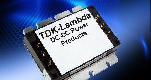 Filtros EMC MIL-COTS de ±40 Vdc a 20 A