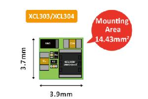 Convertidores micro DC/DC con inductor
