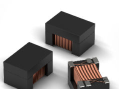Mini transformadores de red para interfaces LAN