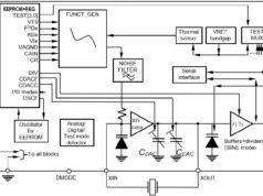 Oscilador de cristal compensado por temperatura VCTCXO