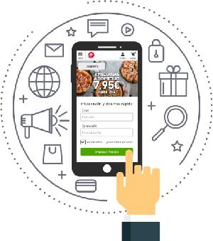 Tecnología en las nuevas apps