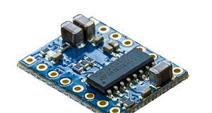 Controlador de motor H-bridge para la IoT