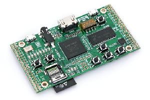 Placa FPGA para desarrolladores