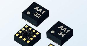Acelerómetros con filtrado de ruido