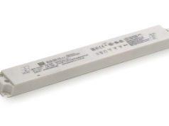 Controladores LED ultradelgados y lineales