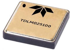 Limitador de potencia RF de 100 W y 2.5 GHz tolerante a la radiación