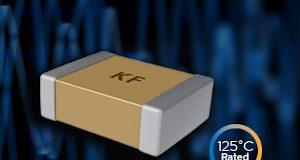 Mini condensadores SMD cerámicos certificados